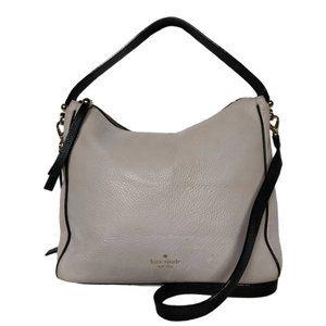 Kate Spade Leather Hobo/Crossbody Bag